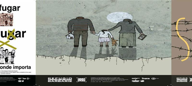 Campaña de sensibilización sobre las personas refugiadas